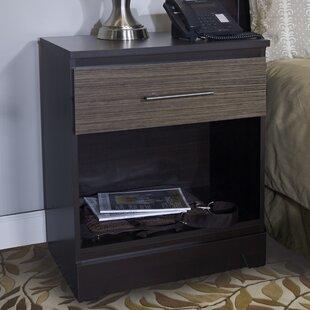 Lang Furniture Deco 1 Drawer Nightstand