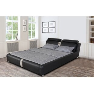 Affordable Price Upholstered Platform Bed by Greatime Reviews (2019) & Buyer's Guide