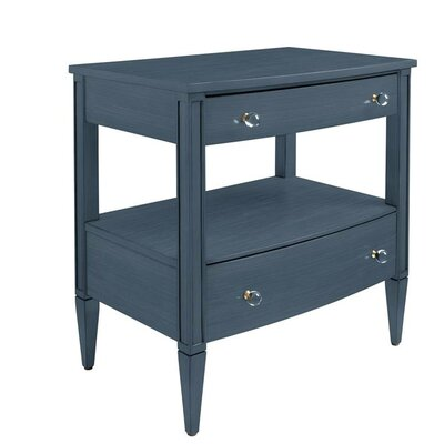 2 Drawer Nightstand by Stone  and  Leigh Furniture