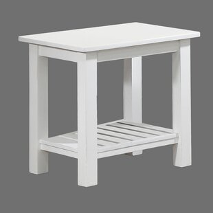 Thorson End Table by August Grove