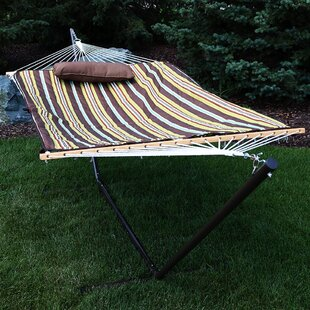 Beale Durable Outdoor Polyester Quilted Hammock Pad by Freeport Park