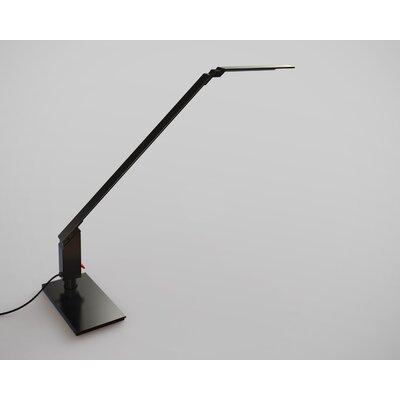 "Edge2 LED 20"" Desk Lamp with USB Blackjack Lighting Finish: Anodized Matte Black"