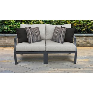 Benner Loveseat with Cushi..
