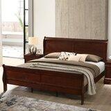 Braiden Sleigh 4 Piece Bedroom Set by Charlton Home®