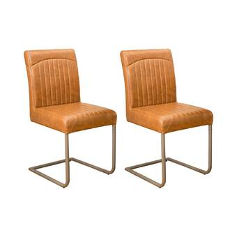 8caee41c8d8 Mercury Row Haag Upholstered Dining Chair