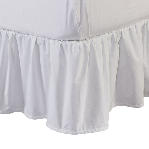 Farmhouse Rustic Bed Skirts Birch Lane