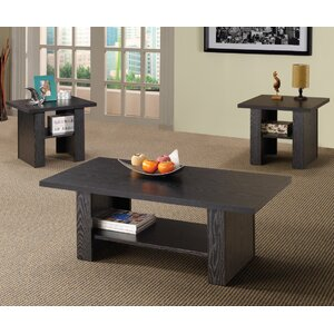 Youngtown 3 Piece Coffee Table Set