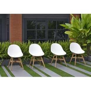 Cruce Patio Side Chair (Set of 4)
