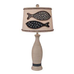 Huskins Casual Pedestal 31 Table Lamp