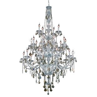 Astoria Grand Abram 25-Light Candle Style Chandelier