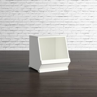 Manufactured Wood Bin by Viv + Rae