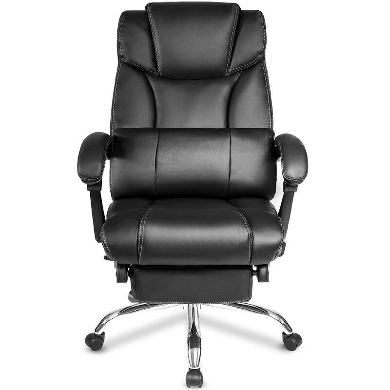 Inbox Zero Office Chair, Ergonomic Computer Office Chair