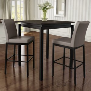 Stedman 5 Piece Pub Table Set by Latitude Run