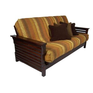 carriage plantation futon frame - Wood Futon Frames
