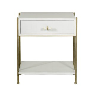 Jolene End Table with Stor..