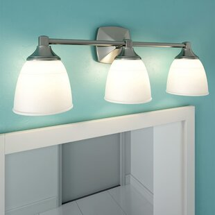 Inexpensive Perth 3-Light Vanity Light By Design House