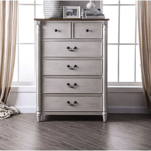 Jean 5 Drawer Chest by Rosecliff Heights