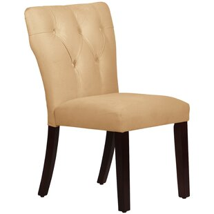 Evelina Upholstered Dining Chair by Wayfair Custom Upholstery™