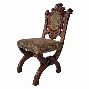 Sir Raleigh Medieval Side Chair by Design..