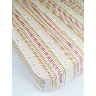Compare & Buy Elliot Fitted Crib Sheet ByElizabeth Allen Atelier