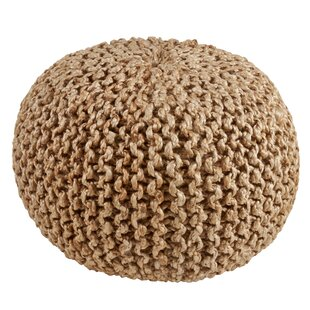 Mccurry Decorative Pouf by Bungalow Rose