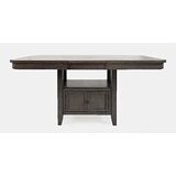 Johnsburg Extendable Butterfly Leaf Dining Table by Red Barrel Studio®
