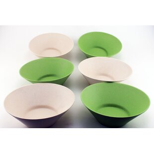 CookNCo Cereal Bowl Set (Set of 6)