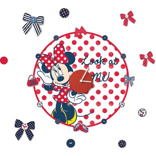 Minnie Mouse Wandtattoo. Awesome Disney Minnie Mouse Stk Wandtattoo ...