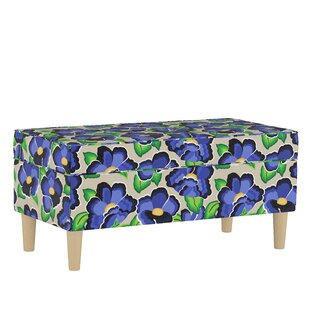 Willingham Wood Storage Bench