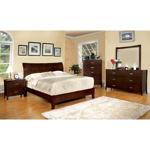 Haddon Panel Configurable Bedroom Set by Wrought Studio Modern
