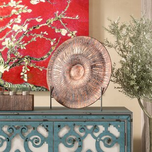 Mirabella Decorative Plate With Stand