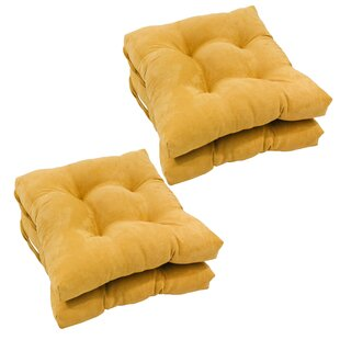 Yellow Chair Seat Cushions Youll Love Wayfair