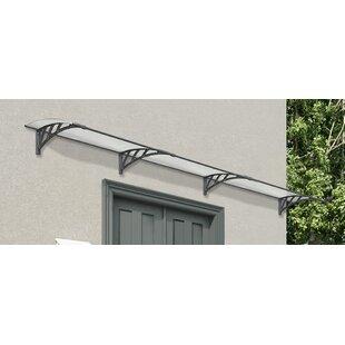 Neo 4.09 M W X 0.86 M D Door Canopy By Palram