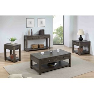 Savings Lapscher 4 Piece Coffee Table Set By Gracie Oaks