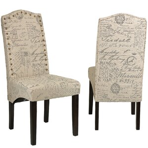 Maxence chair (Set of 2) by Lark Manor