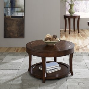 Elegant Locke 3 Piece Coffee Table Set