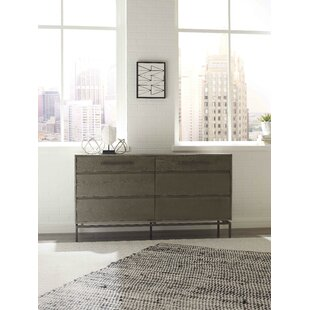 Searching for Ascher 6 Drawer Double Dresser by Tommy Hilfiger