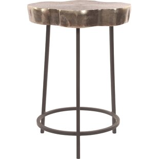 Zariyah End Table by Bloomsbury Market