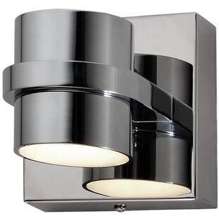 Jade 1-Light LED Bath Sconce by Orren Ellis