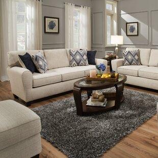 Hidden Field Configurable Living Room Set By Three Posts