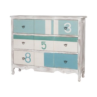 Annika 3 Drawer Accent Chest by Breakwater Bay SKU:EC761720 Information