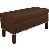 Linkwood Upholstered Storage Bench by Latitude Run