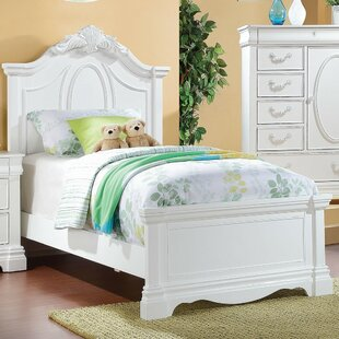 Janice Panel Bed