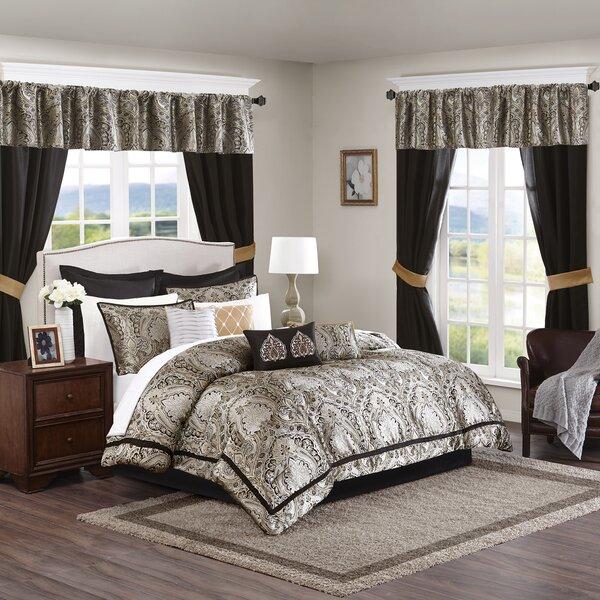 24 Piece Bedding Set | Wayfair