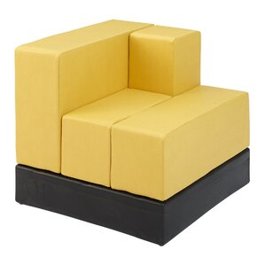Cellular� Arm Back Seat Cell Modular Sectional by OI Furniture