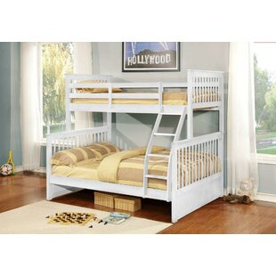Compare & Buy Twin Over Full Bunk Bed by InRoom Designs Reviews (2019) & Buyer's Guide