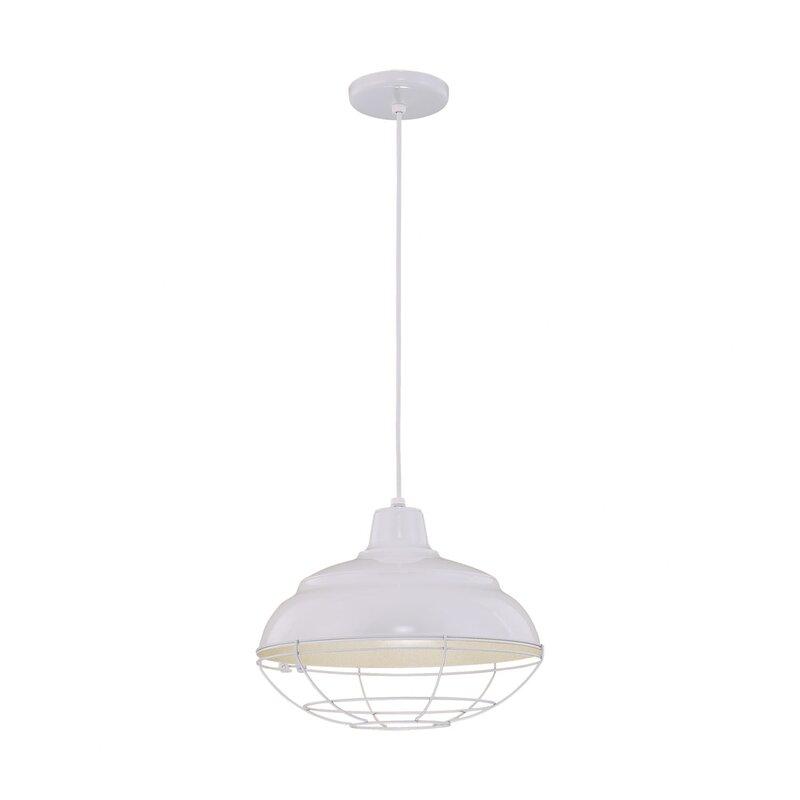 Stetson 1-Light Pendant #barn #light #pendant #farmhouse