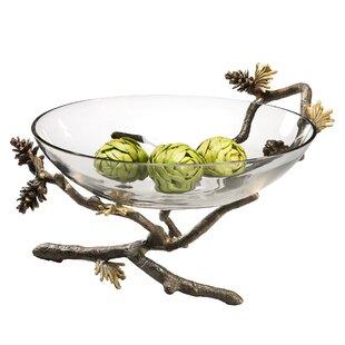 Pinecone Fruit Bowl