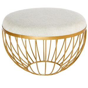 Kylie Ottoman by Statements by J