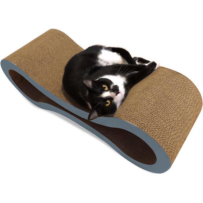 Kasten Pet Cat Scratcher And Lounger Scratching Post